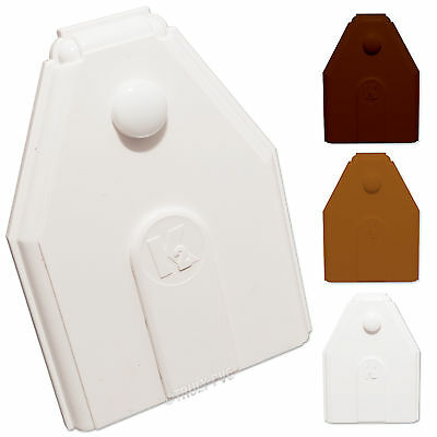 K2 Glazing Bar Roof Spar Conservatory End Cap C9038