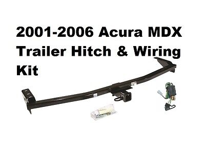 TRAILER HITCH FITS Acura Mdx Honda Pilot - Tow hitch for acura mdx