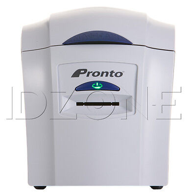 NEW Magicard Pronto Single-Sided ID Card Printer 3649-0001