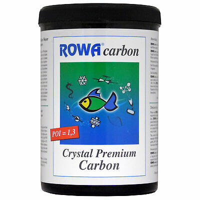 D-D ROWA CARBON 500g 1000ml ROWACARBON + FILTER BAG MEDIA AQUARIUM FISH TANK