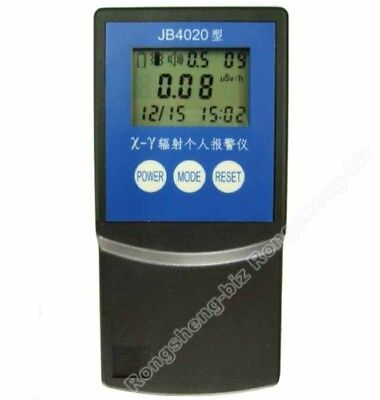 Nuclear Radiation Detector Dosimeter Counter JB4020,NEW