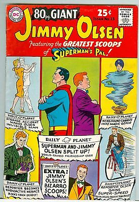 80 Page Giant #13 Jimmy Olsen 1965
