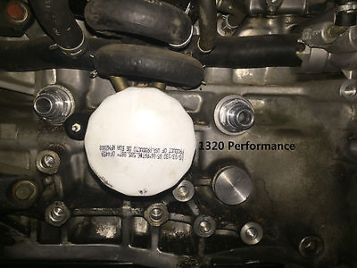 Integra Catch Can B16 B18c B18c1 GSR ITR B18b Rear Block Breather Fittings Plug