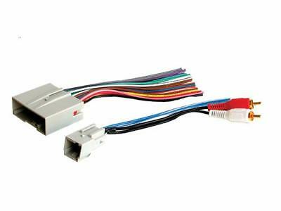 ford radio wire harness audiophile premium stereo fda03 • 12 99 radio audiophile sound system wire wiring harness cable