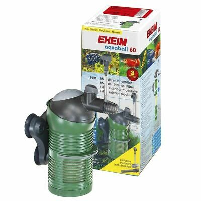Eheim Aquarium Fish Tank Aquaball 60 Internal Filter