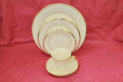 Lenox Eternal 5 Piece Place Setting  NEW!