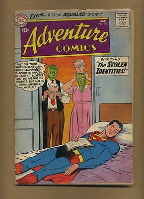 Adventure 270 (Strict G) solid! Silver-Age DC