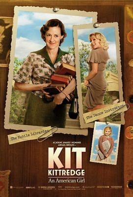 Kit Kittredge: An American Girl Ver B Movie Poster Orig