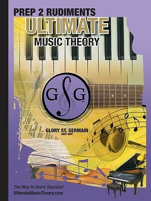 Ultimate Music Theory Prep Rudiments 2 2nd edition
