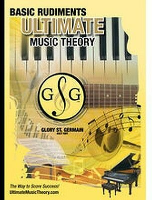 Ultimate Music Theory Basic Rudiments 2nd edition