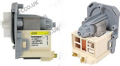Genuine Electrolux Aeg Washing Machine Drain Pump Askoll M113 M109