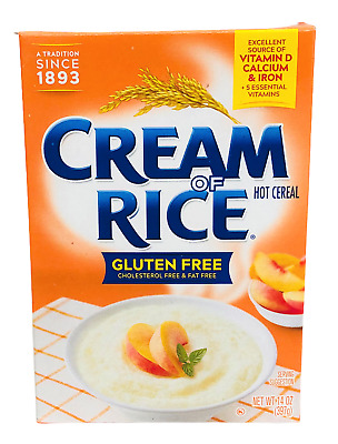 Cream of Rice Hot Cereal 14 oz