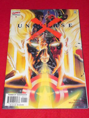 MARVEL - UNIVERSE X - Oct 2000 Vol 1 #1