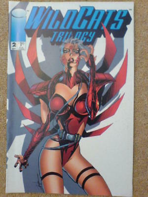 IMAGE - WILDCATS TRILOGY #2 - Sept 1993