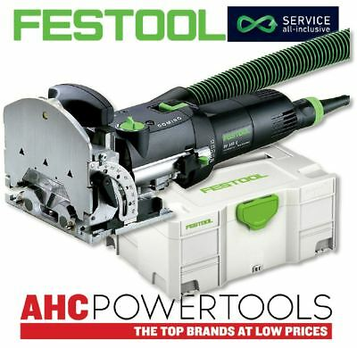 Festool DOMINO, DF 500 Q-Plus GB 240v Jointer - 574327