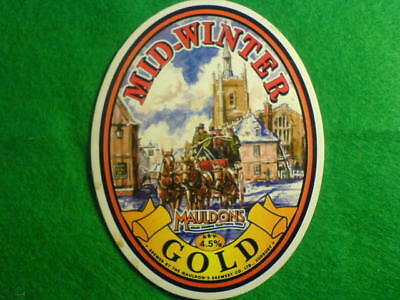 Beer Pump Clip - Mid Winter Gold #2