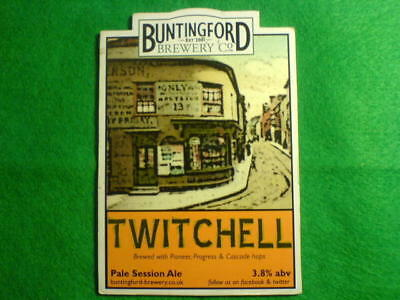 Beer Pump Clip - Twitchell