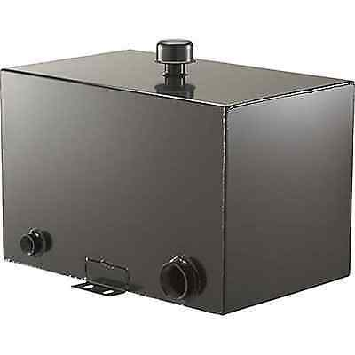 "19.5 GALLON Steel HYDRAULIC OIL TANK - 1"" Return Port - 2"" Suction Port"