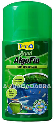 Tetra Pond Algofin 250Ml Blanketweed Algae Treatment Algaecide Fish Koi Garden