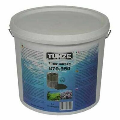 Tunze Activated High Quality Filter Carbon 5L Tub 870.950 Reef Marine Fish Tank