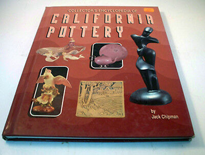 Collector's Encyclopedia of California Pottery Chipman - Price Guide