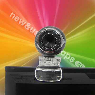 Add An External Webcam for Only £4.99 Skype Compatible
