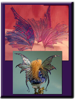 Make fairy wings by Patricia Rose and Faith Tillbrook