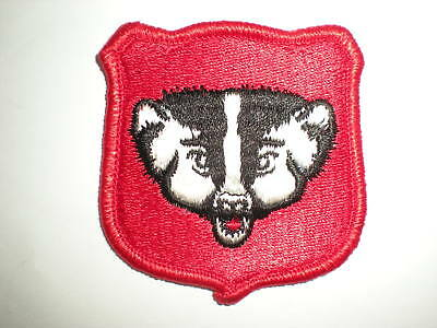 DESERT WISCONSIN NATIONAL GUARD JOINT FORCE HQ PATCH