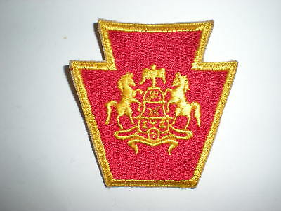 PENNSYLVANIA HQ STATE AREA COMMAND PATCH - COLOR