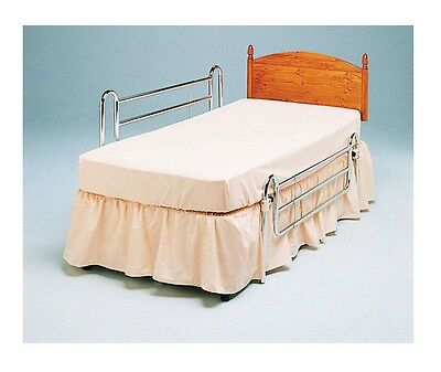 Deluxe Safety Bed Rails For Divan Bed Adjustable For Single, Double & King Size