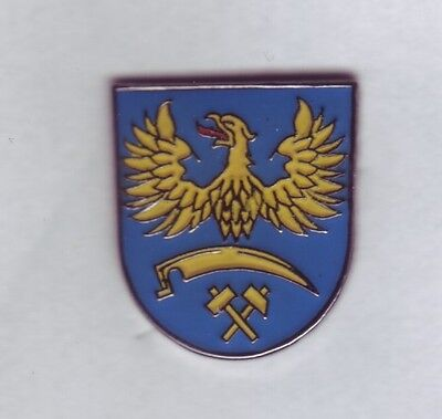 Oberschlesien Wappen Pin Polen Polska coat of Arms
