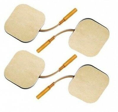 New Unopened Pack of 4 TENS Machine Pads TPN 200 Plus. TP