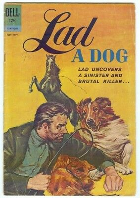 Lad A Dog #2 only issue 1962