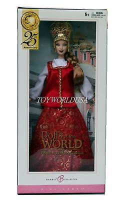 Dolls of The World Princess of Imperial Russia Barbie Doll