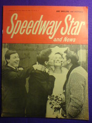 SPEEDWAY STAR AND NEWS - 14 March 1969