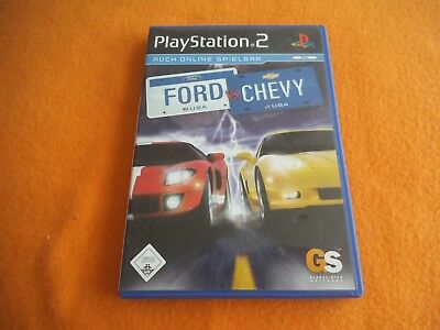 Ford vs Chevy Playstation 2