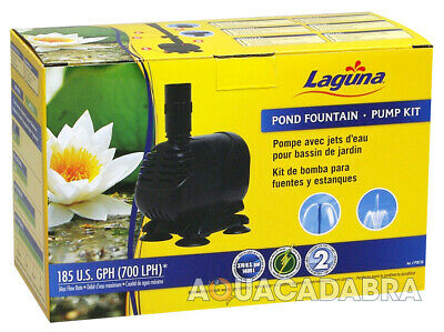 Laguna Pond Fountain Pump Kit 700 Lph Garden Goldfish Fish Koi