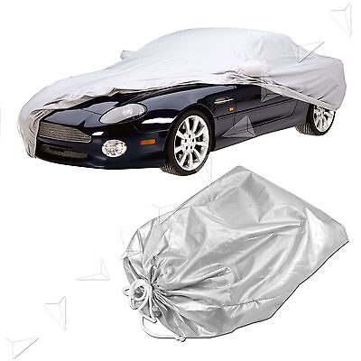 4.5M Breathable Full Anti-Uv Car Cover Outdoor W/bag Uk