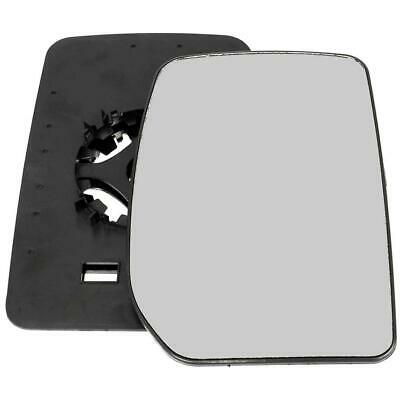 Ford Transit Mk6 & Mk7 2000-2013 Door Wing Mirror Glass Drivers Side Right O/s