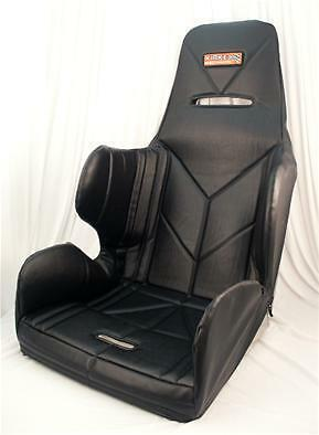 """New Kirkey Big Boy Racing Seat & Cover,21"""",Grand National,Pure,Factory Stock"""