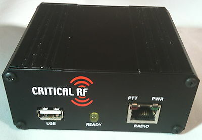 TPC SiteCAST 2-Way Radio over Internet Control 1 Base Station Radio (RoIP)