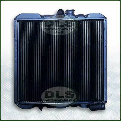 Radiator Assembly Metal type Land Rover Series 3 4cyl Petrol and Diesel (577609)