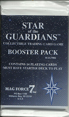 STAR OF THE GUARDIANS CCG - BOOSTER x2