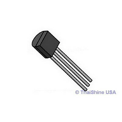 10 x LM335 Precision Temperature Sensors -40C TO 100C