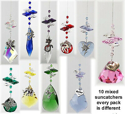 🇦🇺 10 crystal suncatcher gifts, 2nds suit- fetes fundraising markets wholesale