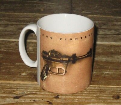 The Foo Fighters Album Cover Advertising MUG