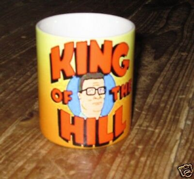 King of the Hill Advertising MUG