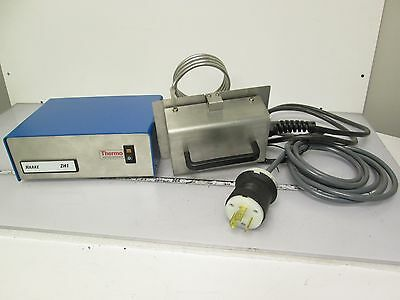 HAAKE ZH1 3kW Booster Heater for Rapid Heating 230VAC 50/60Hz 13.2A D-Sub 9-Pin