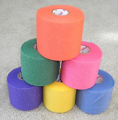 Girls PRE-WRAP UNDER wrap for Soccer ALL Sports PINK YELLOW RED BLUE GREEN ~NEW~