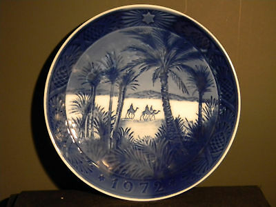1972 Oasis Hanging Plate  (eb504-)
